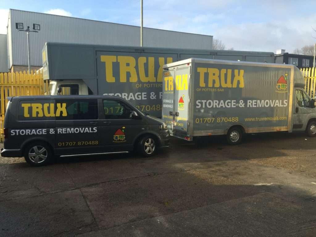house removal hertford van