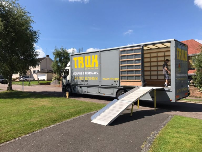 trux removals at service